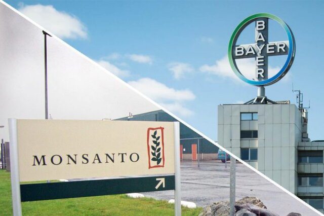 Bayer Monsanto купила за USD 66 млрд