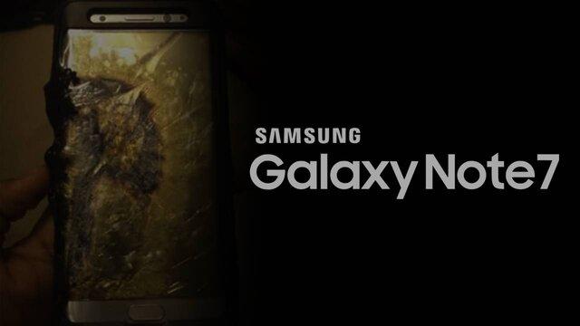 S7 посоветовал непользоваться наборту Самсунг Galaxy Note 7