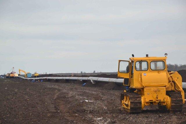 СРМ газопровода Кубань— Крым спешат закончить кдекабрю