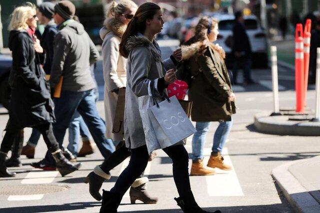 Розничные продажи вСША уменьшились вконце лета впервый раз за5 месяцев