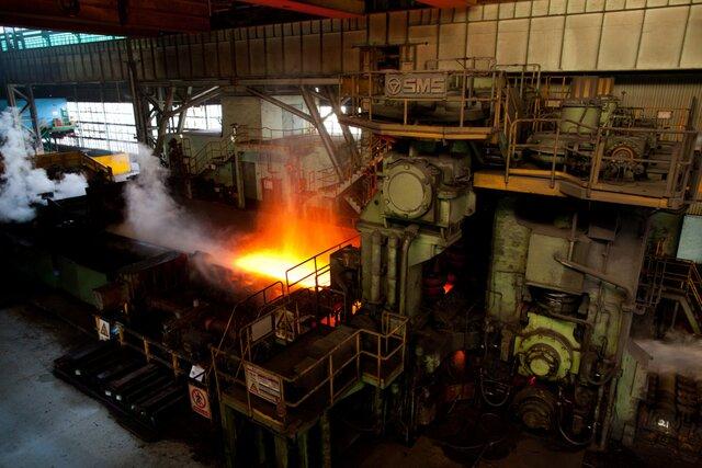 Китайская Baosteel хочет сделать вторую повеличине сталелитейную компанию вмире