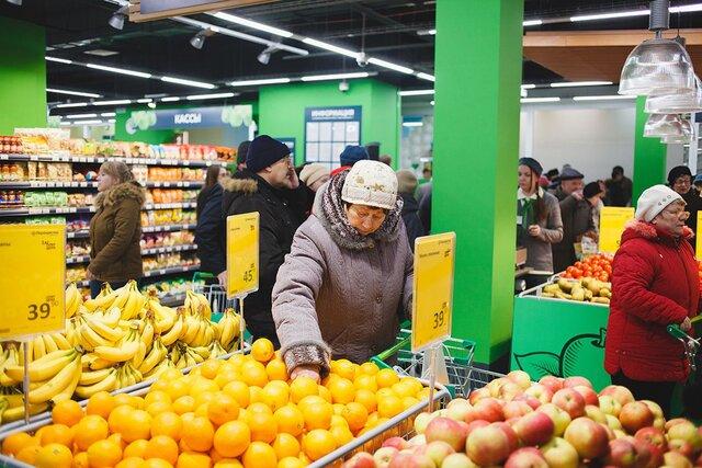 Инфляция начала разгон, занеделю— 0,1%