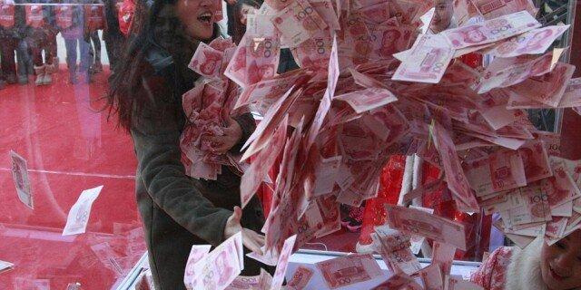 Китай уже не может отрицать проблему долга