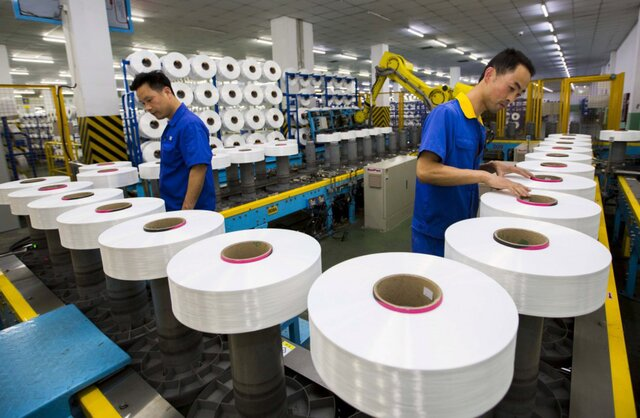 Печатное издание Caixin PMI впромышленном секторе Китайская республика снова вырос всередине сентября