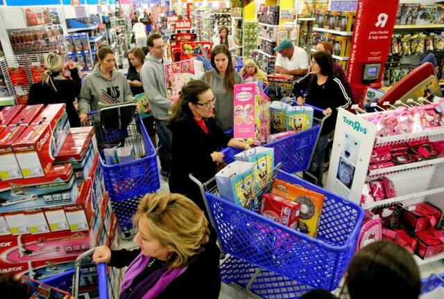 Доходы населения США увеличились скорее расходов