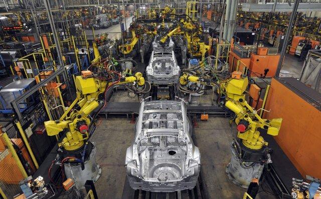 Индустриальный PMI еврозоны вырос вслед заспросом