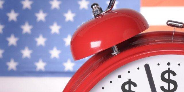 Госдолг США вырос на $1,4 трлн