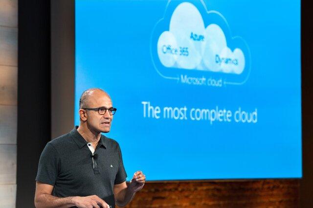 Microsoft инвестировала $3 млрд вразвитие облачных технологий вевропейских странах