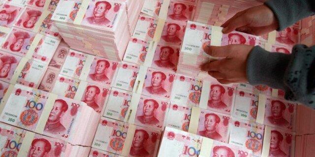 Четверть компаний Китая не могут платить проценты