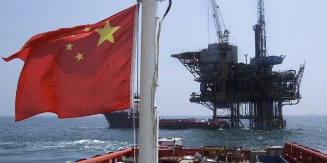 ВКитайской народной республике импорт нефти задевять месяцев следующего года вырос на14%