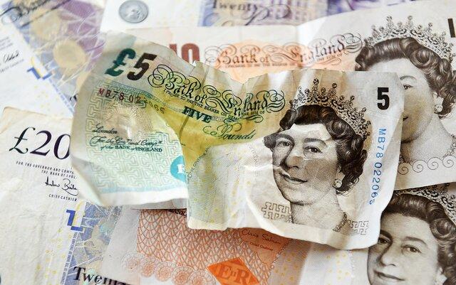 Британский фунт рухнул доминимальной отметки за168 лет