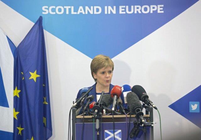 Шотландия хочет добиваться членства в EC