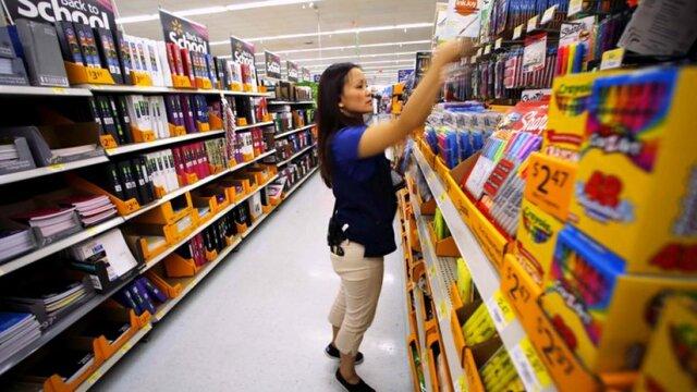 Розничные продажи вначале осени увеличились на0,6%м/м