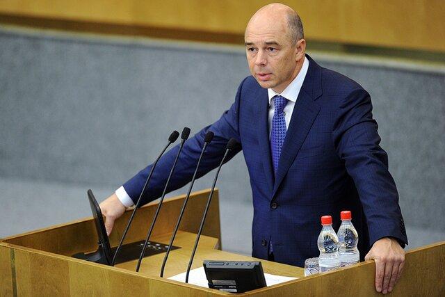 Министр финансов  пояснил  рост секретных расходов кредитами Минобороны на800 млрд руб.