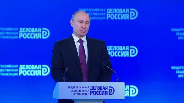 Рецепт от Владимира Путина: президент Российской Федерации сказал, как победить санкции