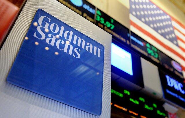 Прибыль Goldman Sachs подпрыгнула на58% засчёт роста выручки отторговли