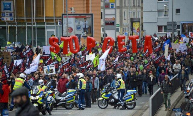 ЕСиКанада планируют подписать CETA наследующей неделе