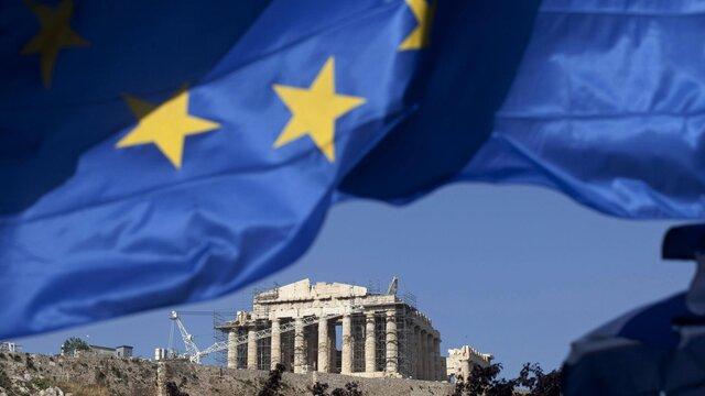 EC одобрил выделение 2,8млрдевро помощи Греции