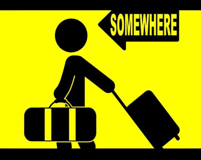 Жители России нехотят уезжать изстраны, невзирая насанкции— Опрос