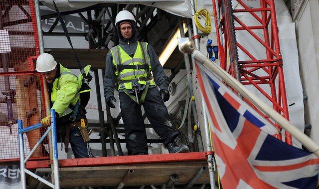 Рост ВВП Англии превзошел ожидания втретьем квартале
