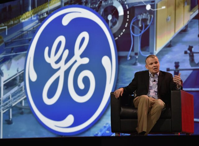 General Electric положил глаз наBaker Hughes