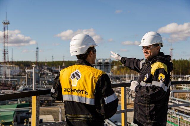 «Роснефть» поставила набаланс запасы Верхнеичерского месторождения