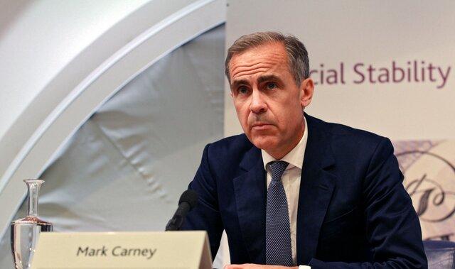 Тереза Мэй поддерживает решение Карни остаться главой Банка Британии