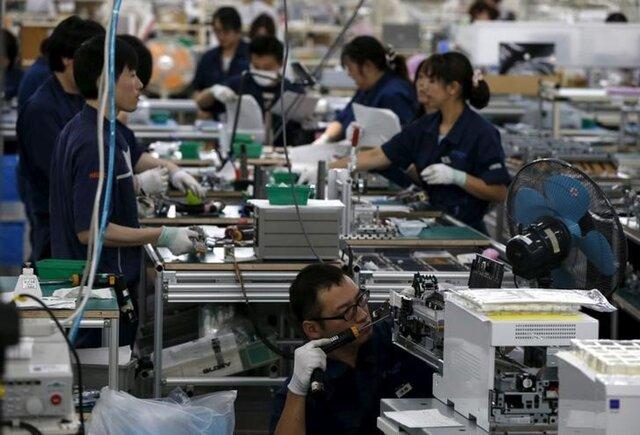Индекс PMI всфере услуг Китая подрос на0,4 пункта