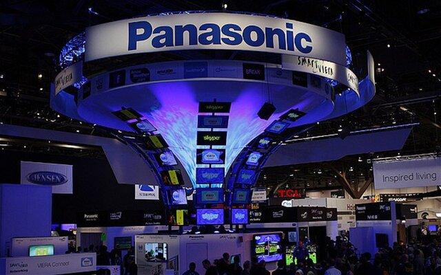 Бумаги Panasonic потеряли 7% стоимости