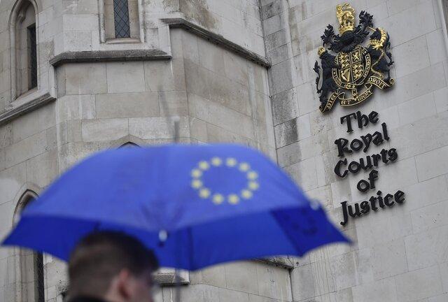 Высокий суд Лондона решит, кто начнёт Brexit