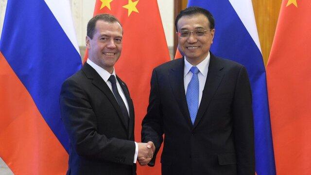 РФ и КНР создадут фонд для развития технологий