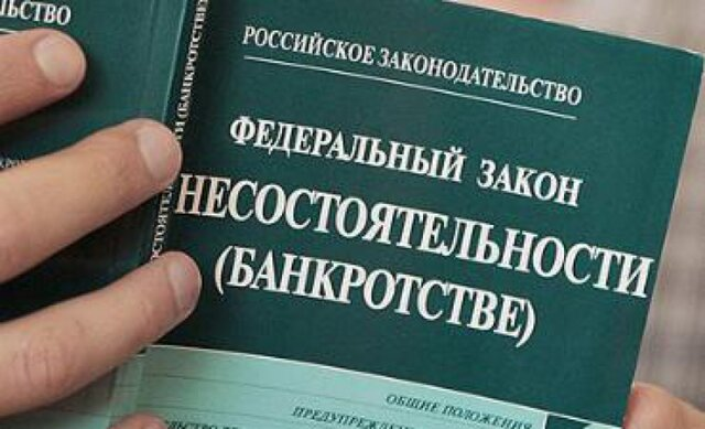 Банкротство оказалось россиянам «непокарману»
