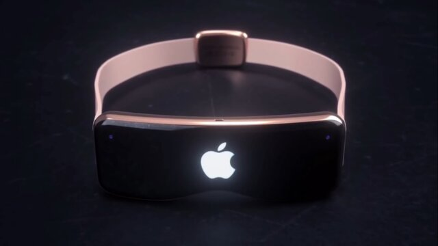 Apple разрабатывает очки дополненной реальности