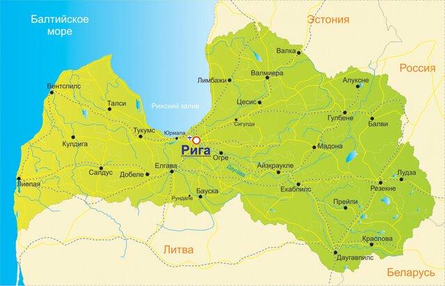 Президент Латвии: устраны нет собственной экономики, она живет на«инъекциях» ЕС