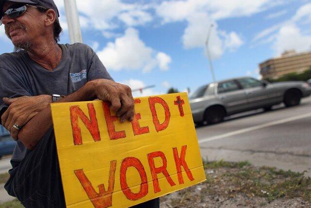 США: число первичных обращений запособием побезработице резко уменьшилось