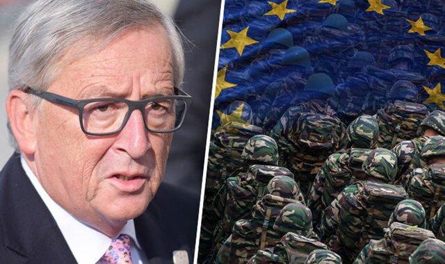 ЕК предложила создать Европейский оборонный фонд