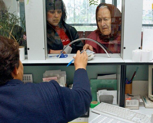 Пенсии «похудели» всередине осени на2,8% — Росстат
