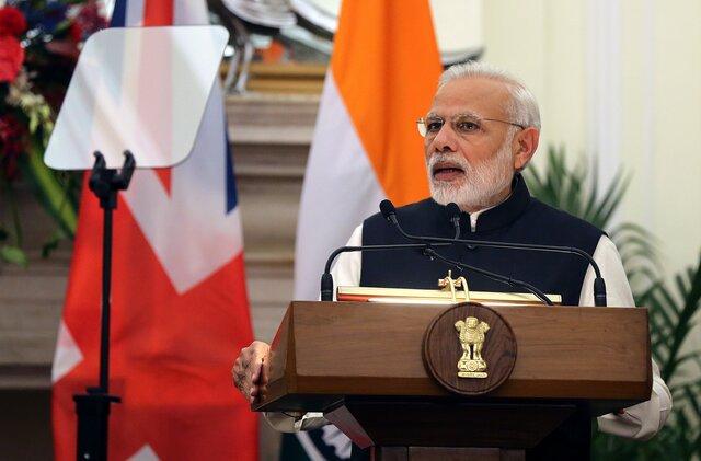 Читатели журнала Time назвали Человеком года премьера Индии Нарендру Моди