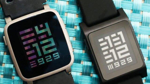 Fitbit поглотила производителя смарт-часов Pebble
