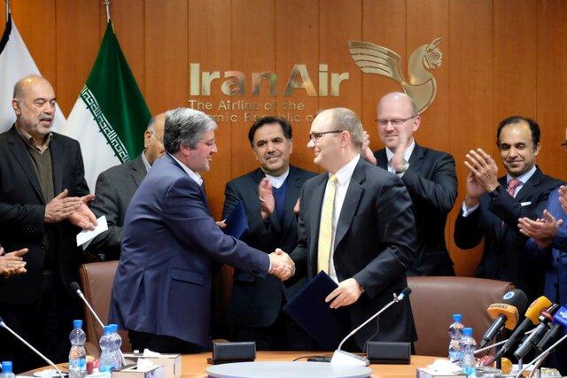 Иранский авиаперевозчик купит 80 самолетов Boeing