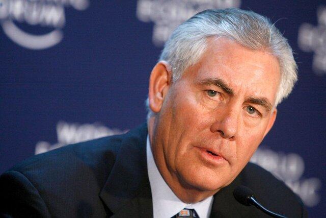 Друг Кремля вскоре будет госсекретарем США