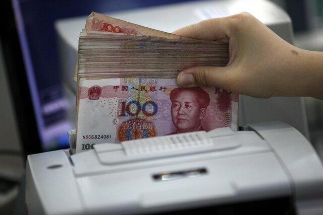 Юань стремится к7 задоллар