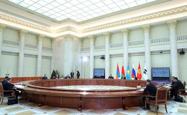 Лидеры стран ЕАЭС, втом числе Киргизии, подписали пограничный кодекс