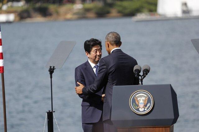 Вести Экономика ― Абэ пообещал Обаме переубедить Трампа