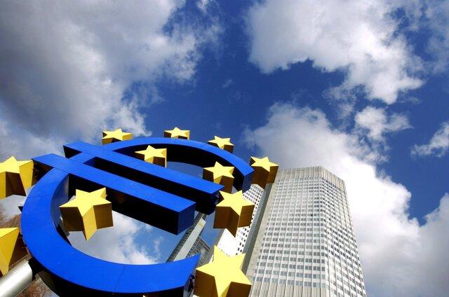 Годовая инфляция веврозоне вначале зимы составила 1,1% - выше прогноза