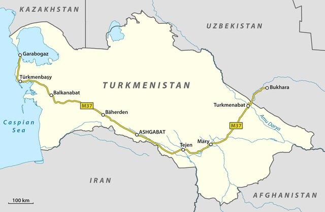 Туркменистан готов выкачать изКаспийского моря 7 млн. тонн нефти