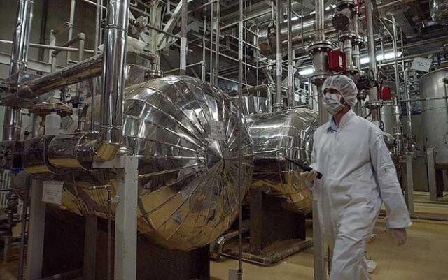 РФ поставит вИран неменее 100 тонн природного урана