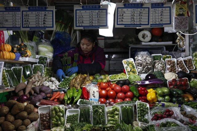 Зимой индекс цен поставщиков в КНР вырос на5,5 процента