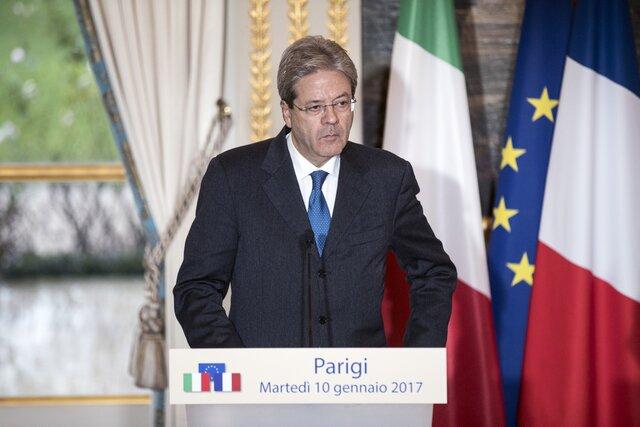 Премьер Италии Паоло Джентилони перенес операцию насосудах