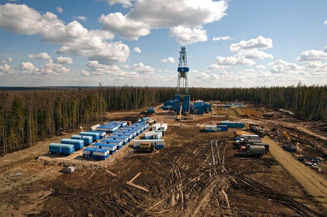 В РФ  в прошлом году  открыли 40 нефтегазовых месторождений